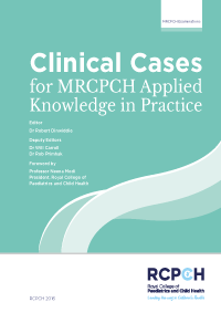 Clinical Cases for Applied Knowledge in Paediatrics - textbook cover