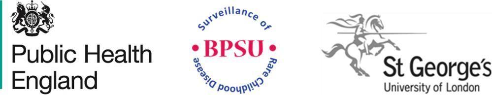 Bpsu Study Enterovirus And Parechovirus Meningitis Rcpch