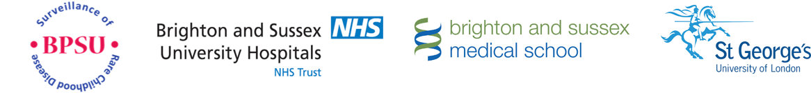 BPSU; Brighton and Sussex University Hospitals NHS Trust; Brighton and Sussex Medical School; St George's University of London