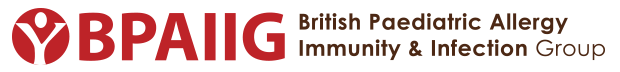 BPAIIG - British Paediatric Allergy Immunology & Infection Group