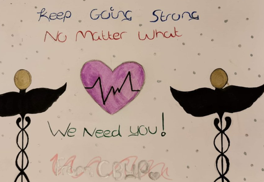 Keep going strong | We need you!